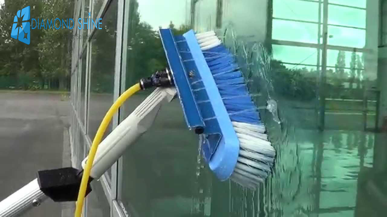 Water Fed Pole Window Cleaning service