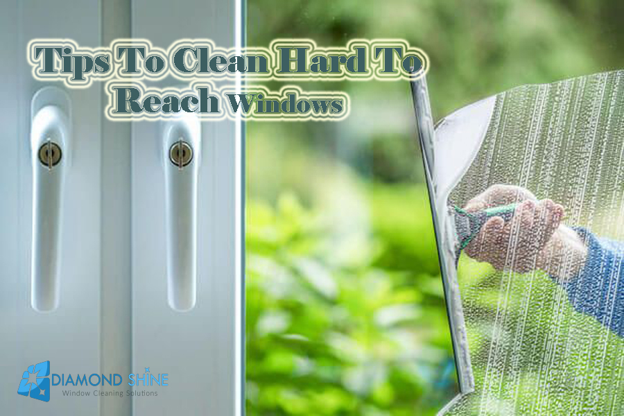 tips to clean window