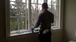 residential window washing